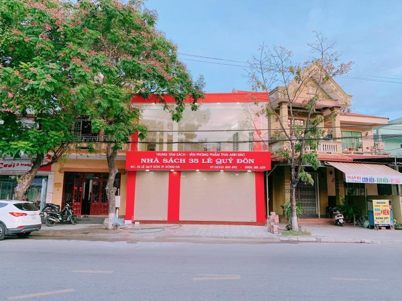 Nhà sách Thái Anh Đào