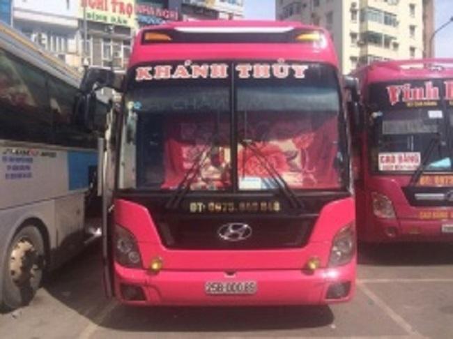 Nhà xe Khánh Thủy