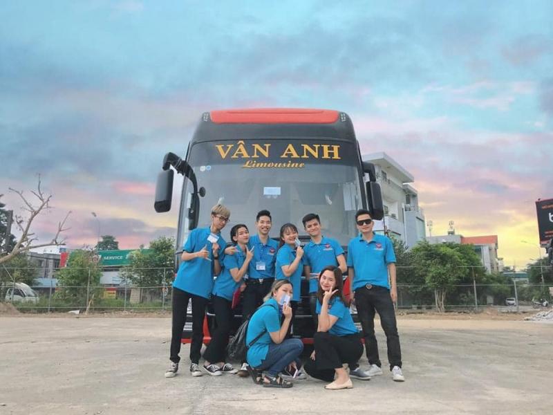 Nhà xe Vân Anh