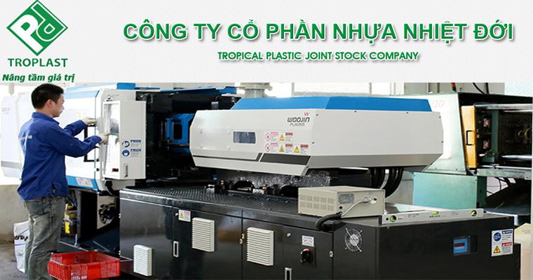Nhựa TROPLAST - Công ty Cổ phần Nhựa Nhiệt Đới