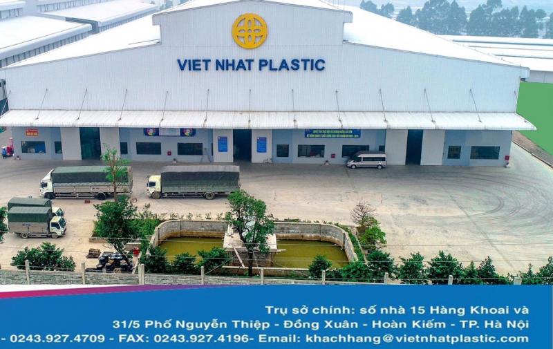 Nhựa Việt Nhật  - Công ty TNHH sản xuất nhựa Việt Nhật