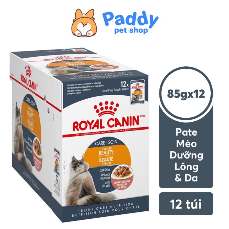 Pate Royal Canin – Intense Beauty