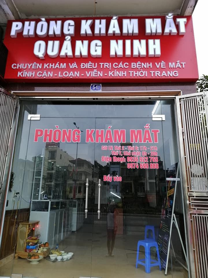 Phòng Khám Mắt Quảng Ninh