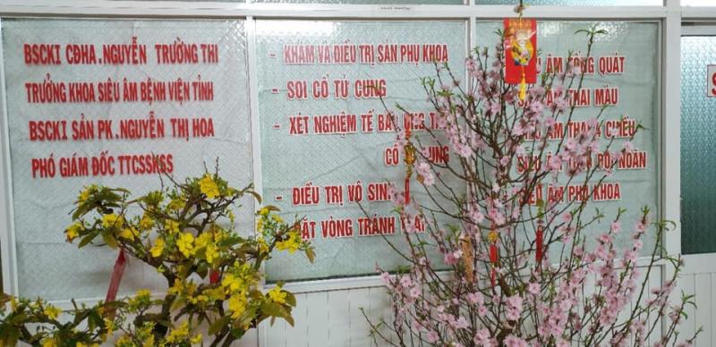 Phòng Khám Siêu Âm Sản Phụ Khoa - 119 Lê Duẩn
