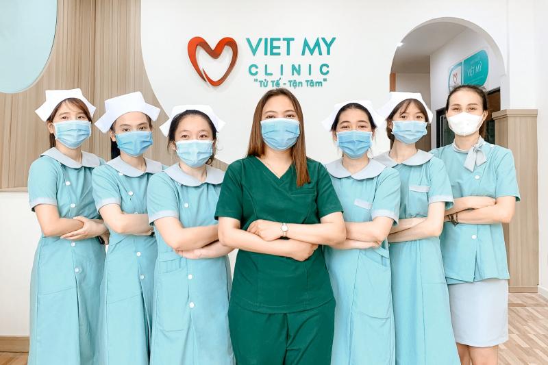 Phòng khám Đa khoa Quốc tế Việt Mỹ