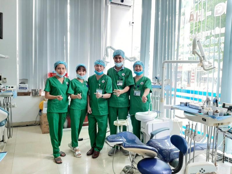 Phòng khám Đa khoa Việt Tràng An