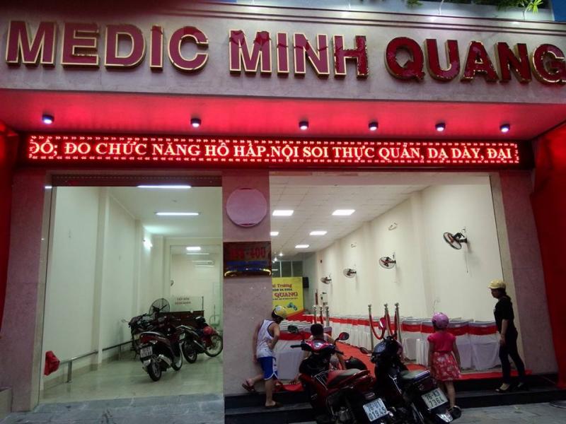 Phòng khám Minh Quang