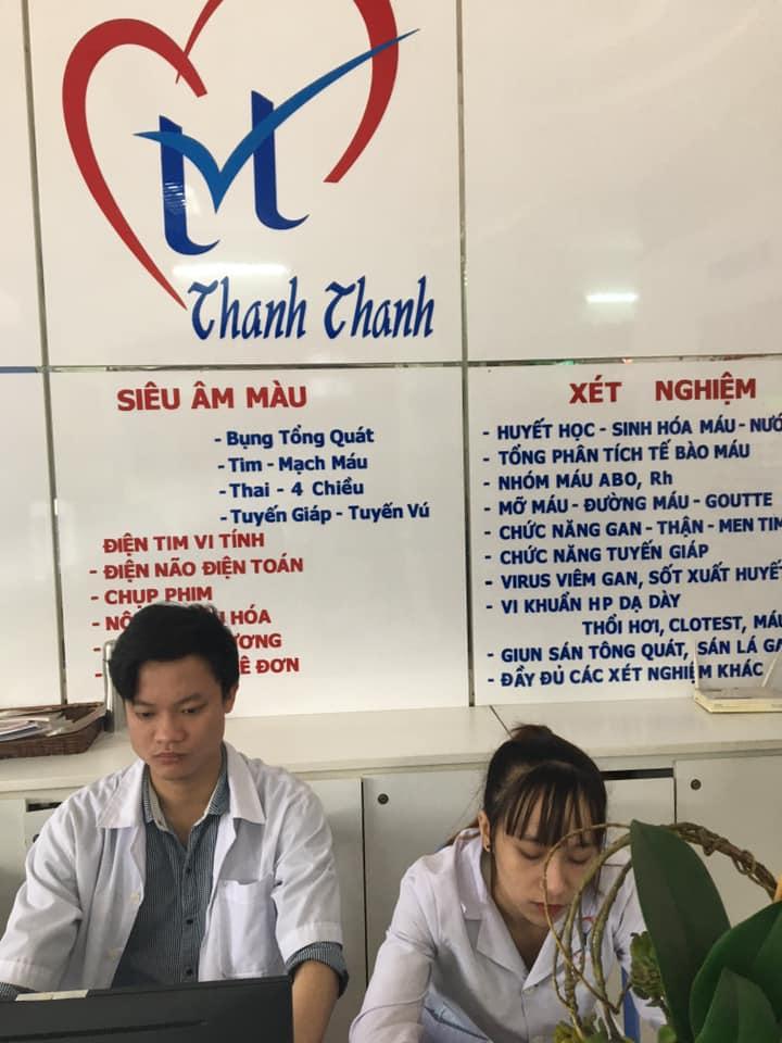 Phòng khám Thanh Thanh