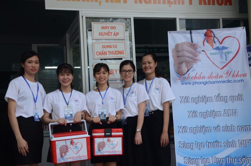 Phòng khám chẩn đoán Medic Sài Gòn