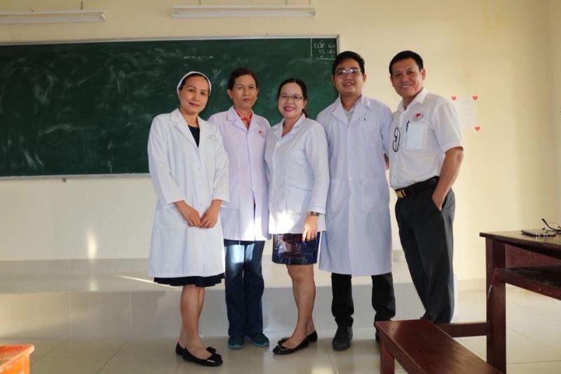 Phòng khám đa khoa Hồng Phúc