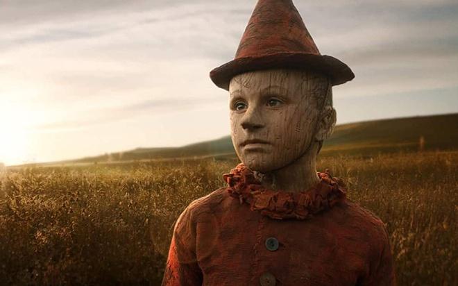 Pinocchio - Cậu bé người gỗ
