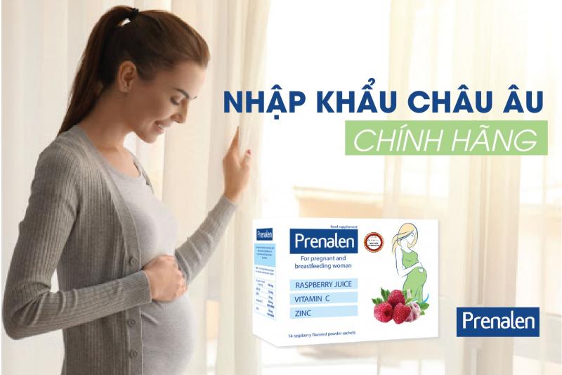 Prenalen – Thảo dược trị cảm cúm, tăng đề kháng lành tính từ Châu Âu