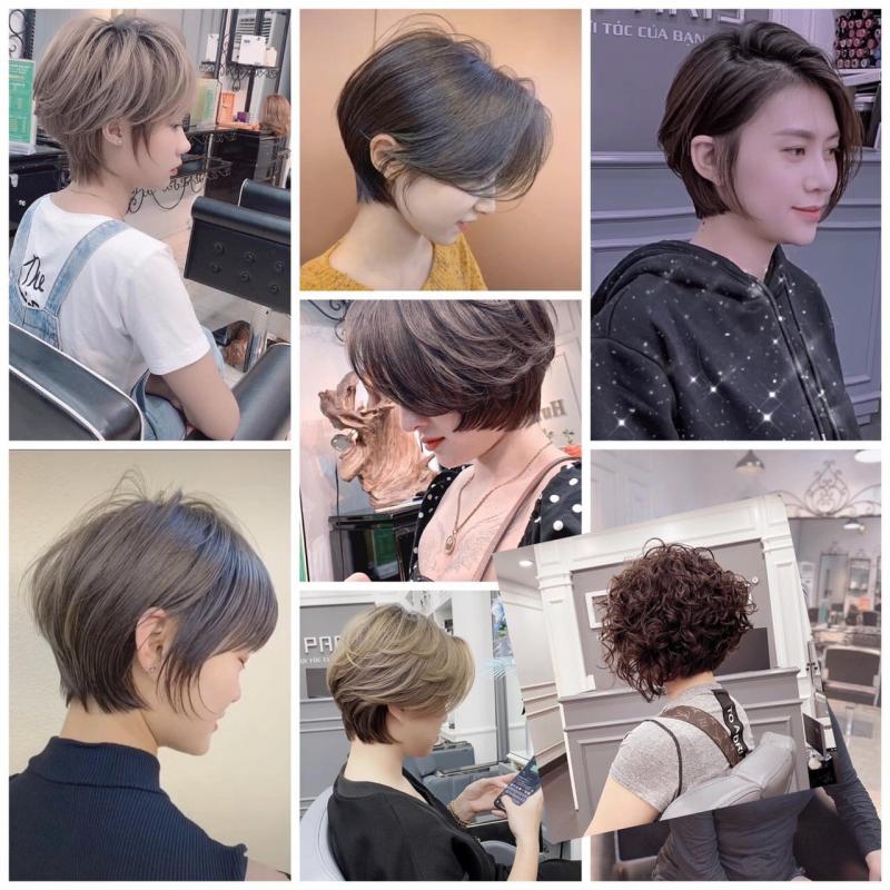 Salon tóc Hùng Paris