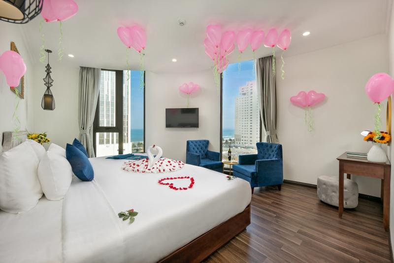 Sea Corner Boutique Hotel & Apartment Đà Nẵng