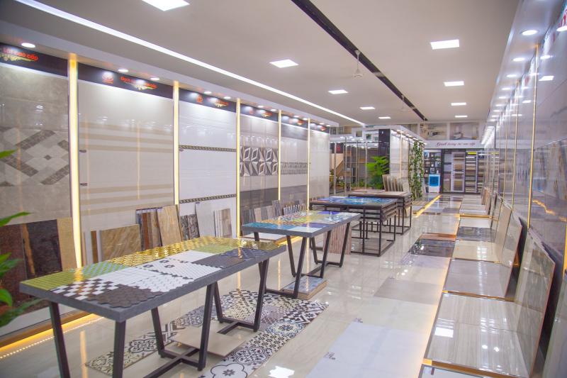 Showroom Gạch Men Linh Nhơn