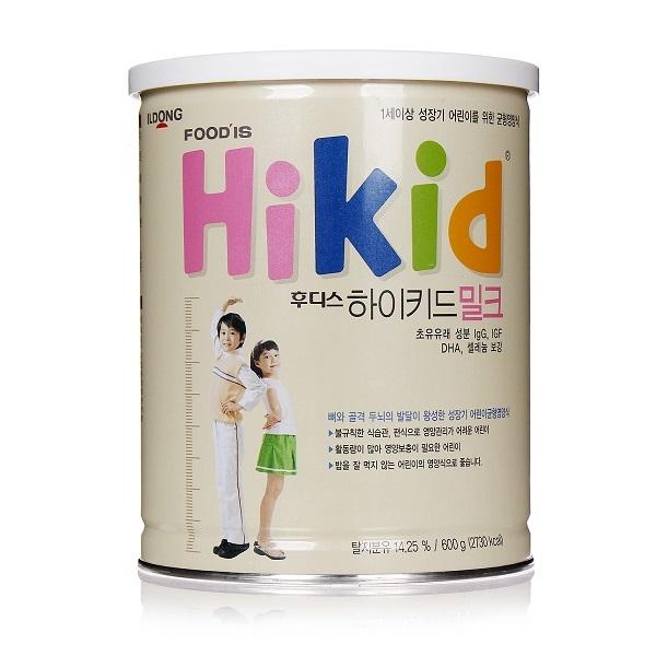 Sữa HiKid Food IS – Hàn Quốc (cho bé 1-9 tuổi)