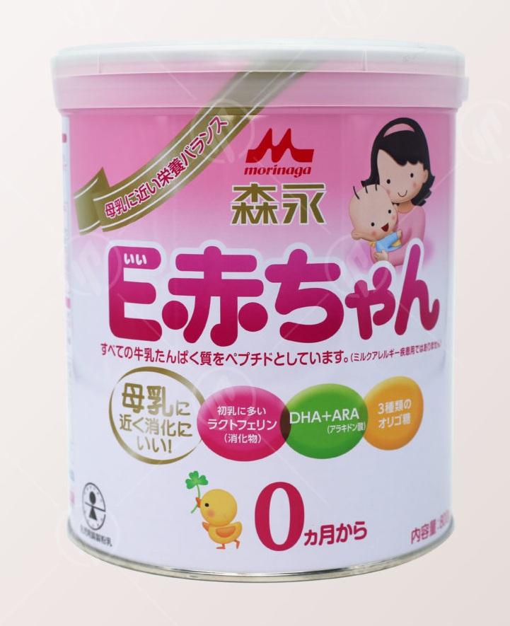 Sữa Morinaga E-Akachan số 0