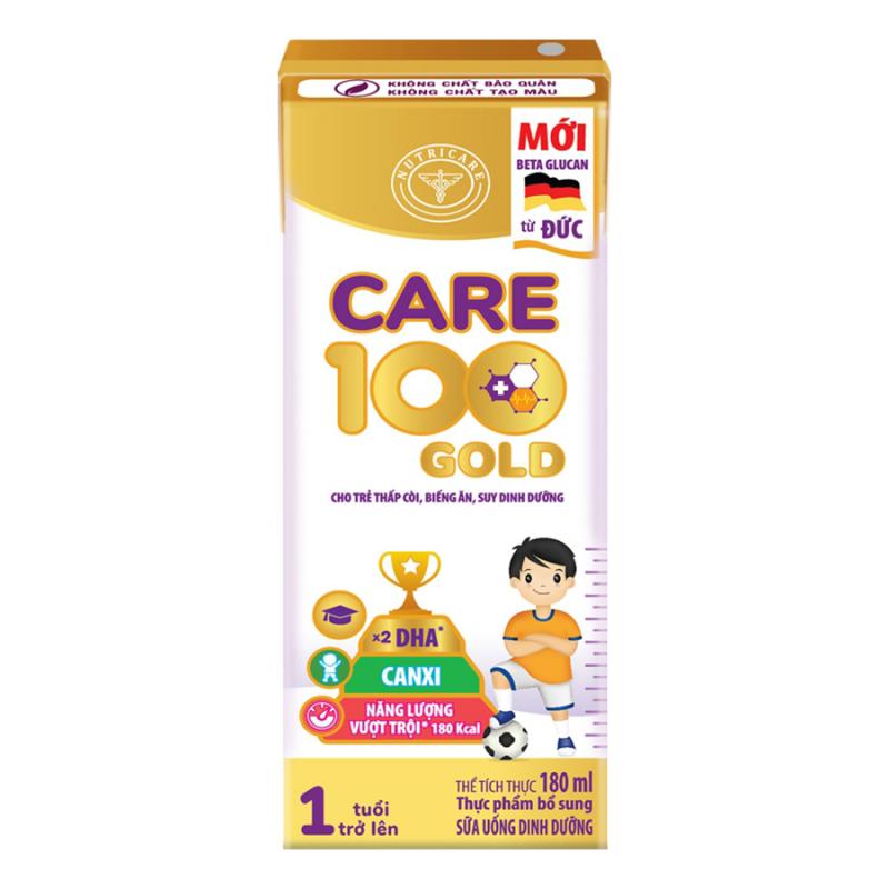 Sữa Nutricare 100 Gold