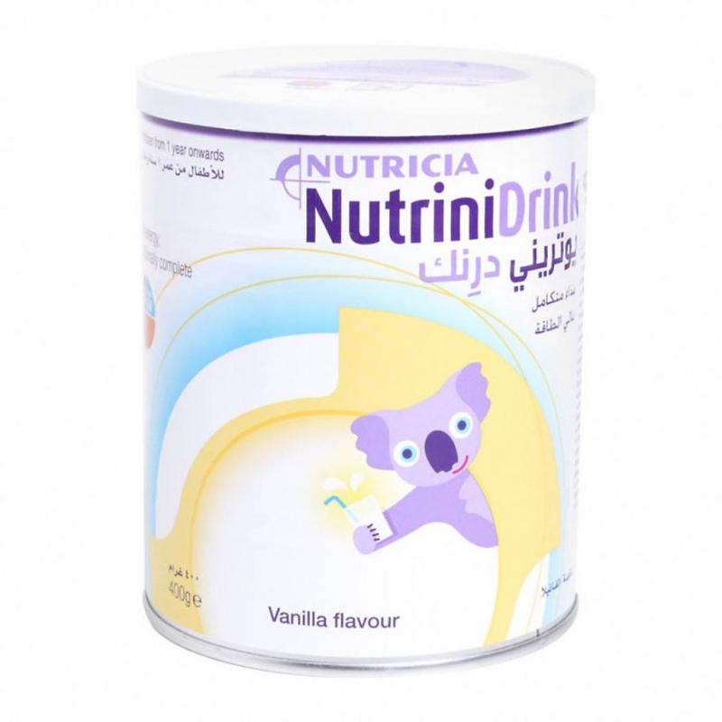Sữa Nutrini Drink Vani (trẻ trên 1 tuổi)
