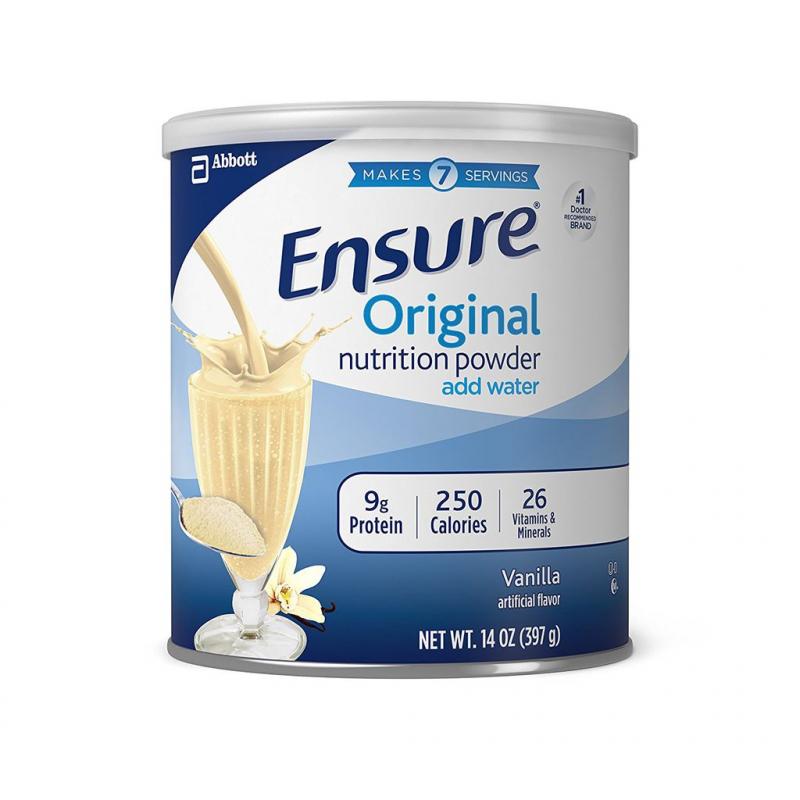 Sữa bột Ensure Original Nutrition Powser