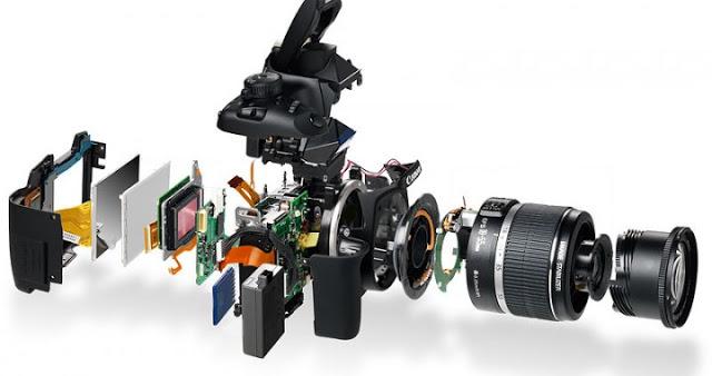 Sửa chữa máy ảnh Binh Minh Digital