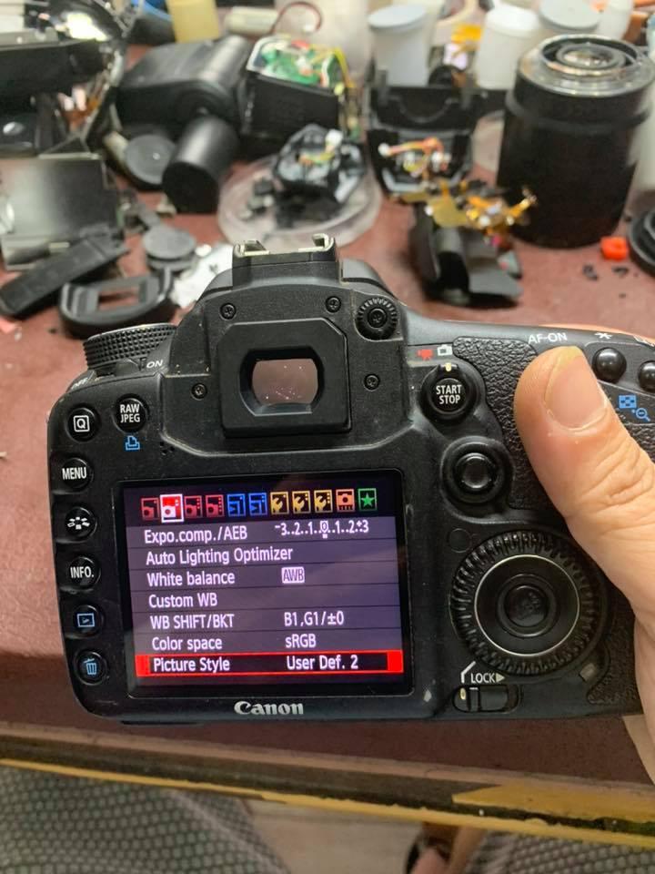 Sửa chữa & mua bán Máy ảnh Nam Hoa