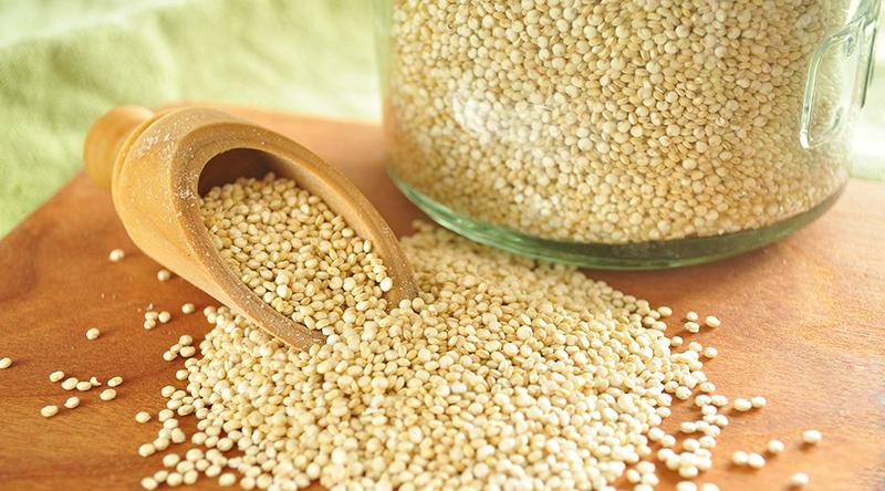 Sữa hạt Quinoa