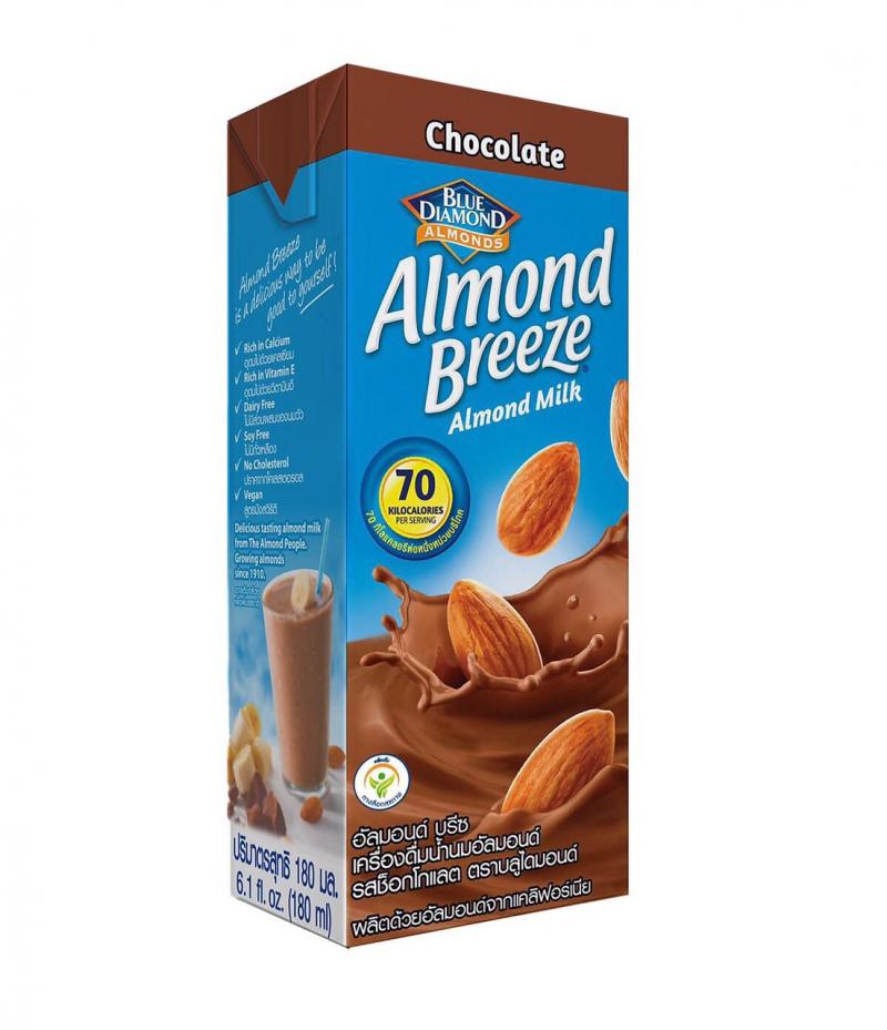 Sữa hạt hạnh nhân Almond Breeze