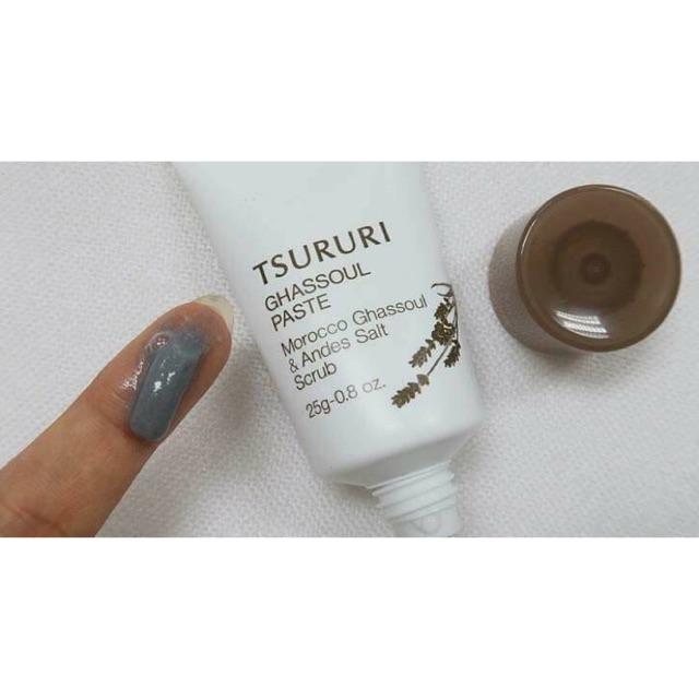 Sữa rửa mặt than hoạt tính Tsururi