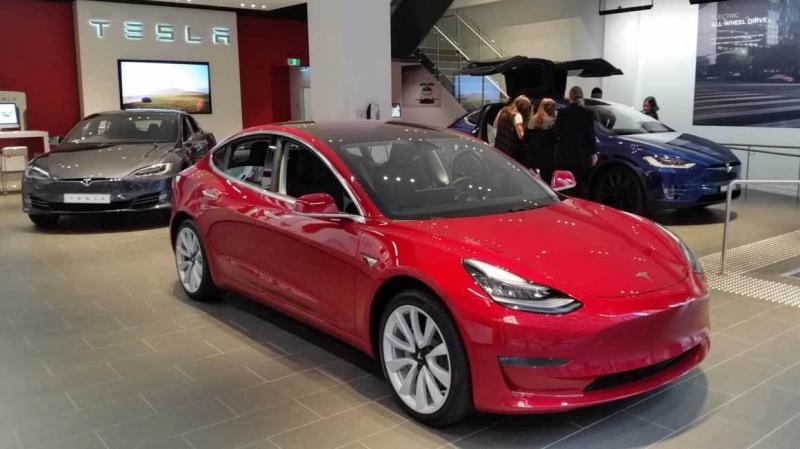 Tesla - hãng xe điện đại diện của nước Mỹ
