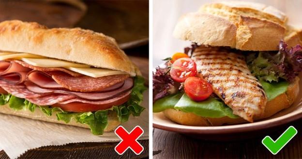 Thịt đã qua chế biến gây mất nước trong cơ thể