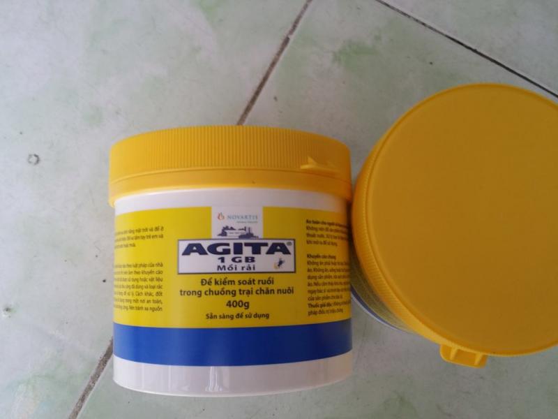 Thuốc diệt ruồi Agita