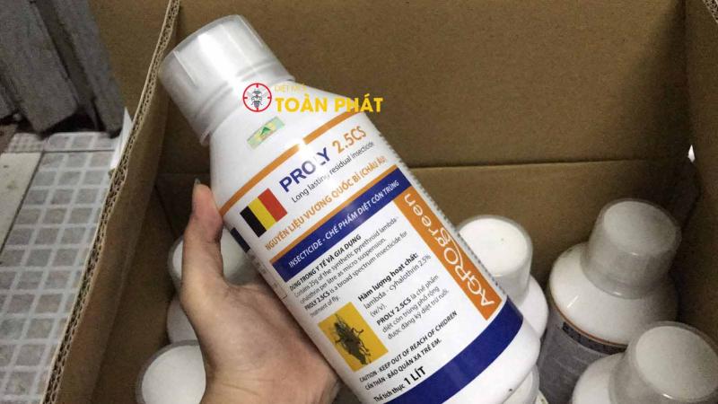 Thuốc diệt ruồi Proly 25 CS