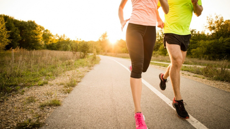 Thường xuyên chạy bộ