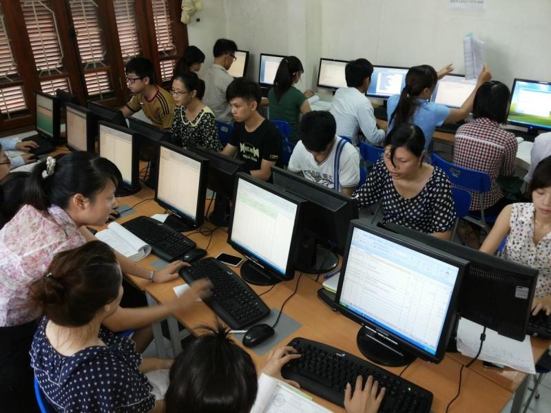 Trung tâm Ngoại ngữ Tin học - Trung Tâm Giáo Dục Thường Xuyên Tỉnh Thanh Hóa