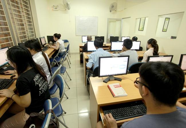 Trung tâm Ngoại ngữ Tin học - Trường Đại Học Văn Hóa Thể Thao Và Du Lịch Thanh Hóa