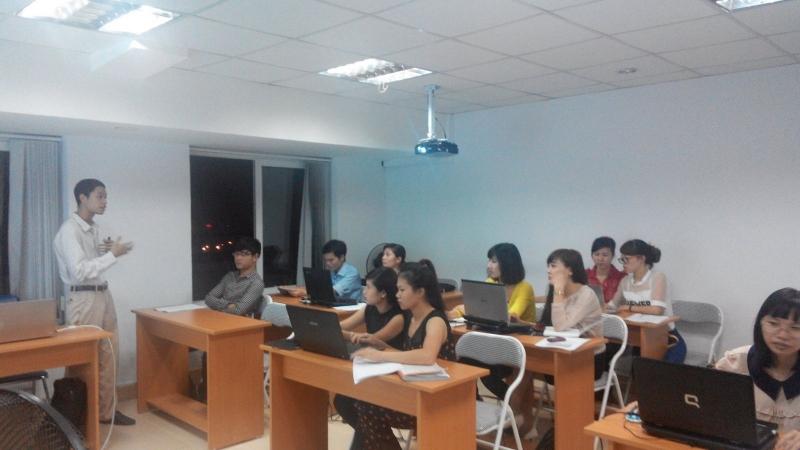 Trung tâm Ngoại ngữ Tin học - Trường Đại học Kinh tế Nghệ An
