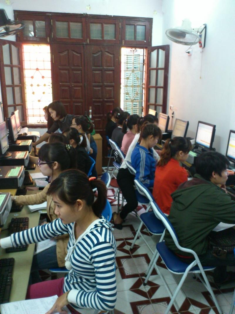 Trung tâm đào tạo Tin học & Ngoại ngữ Bách khoa Việt BKV