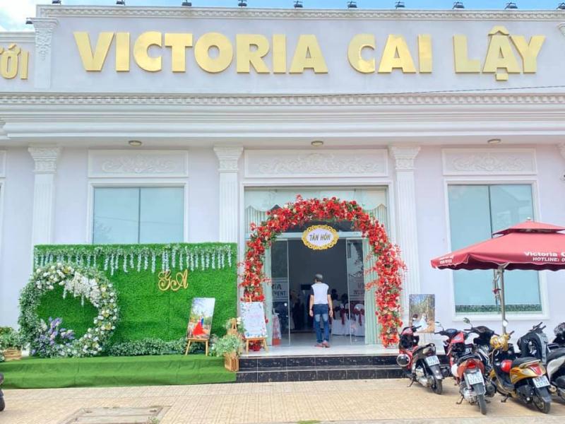 Trung tâm hội nghị, tiệc cưới, sự kiện Victoria Cai Lậy