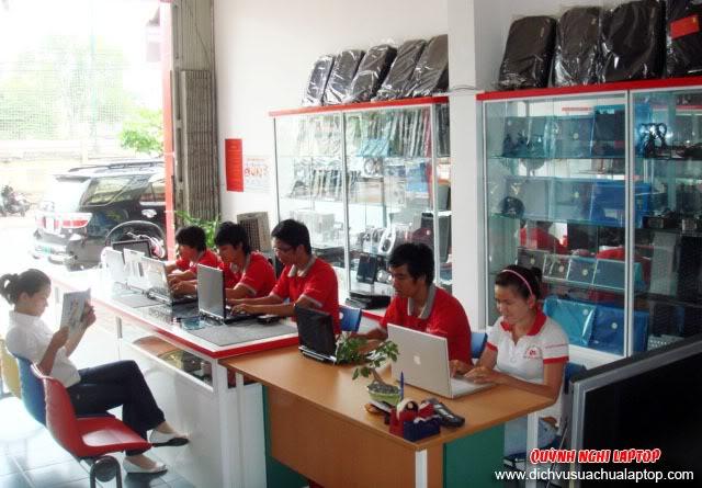 Trung tâm mua bán & sửa chữa laptop/PC Quỳnh Nghi