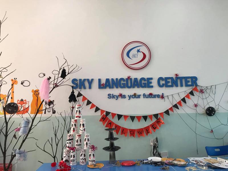 Trung tâm ngoại ngữ Sky