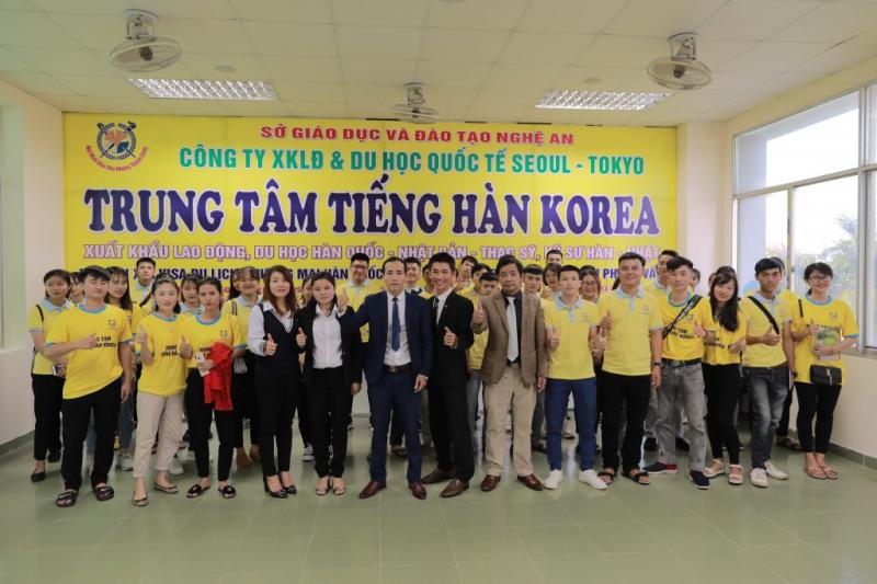 Trung tâm tiếng Hàn Korea Edu
