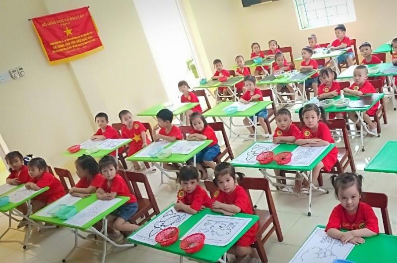 Trường Mầm Non 20-10