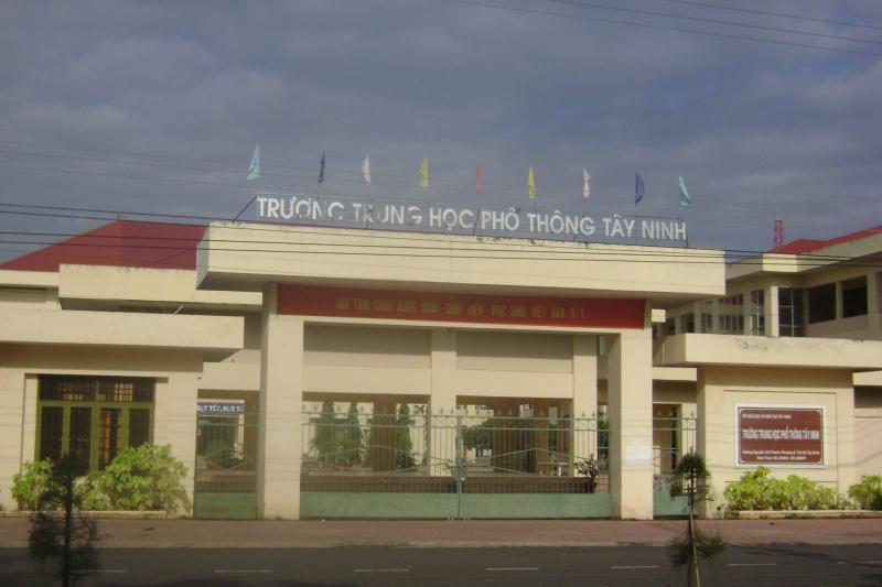 Trường THPT Tây Ninh