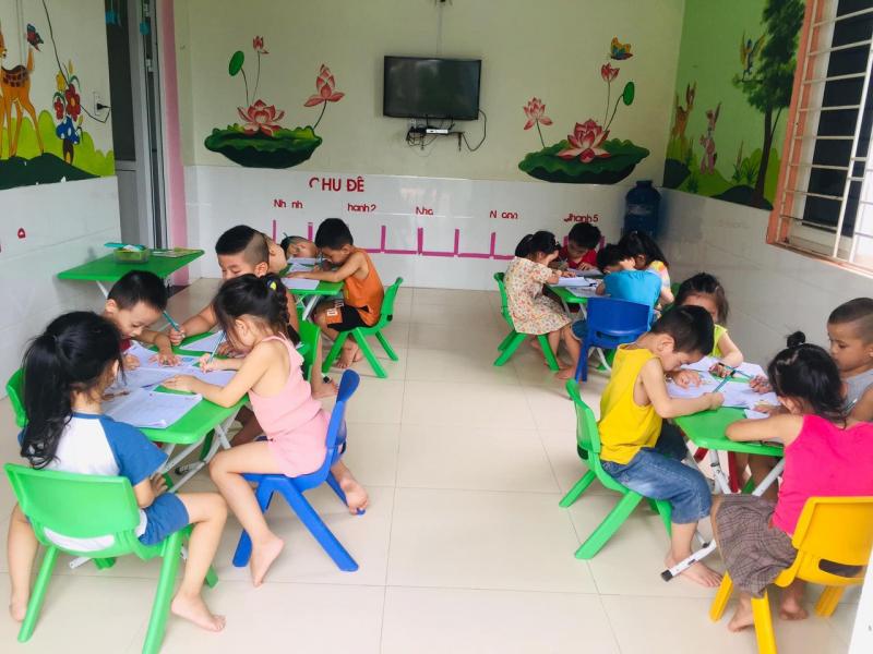 Trường mầm non Búp Sen Xanh