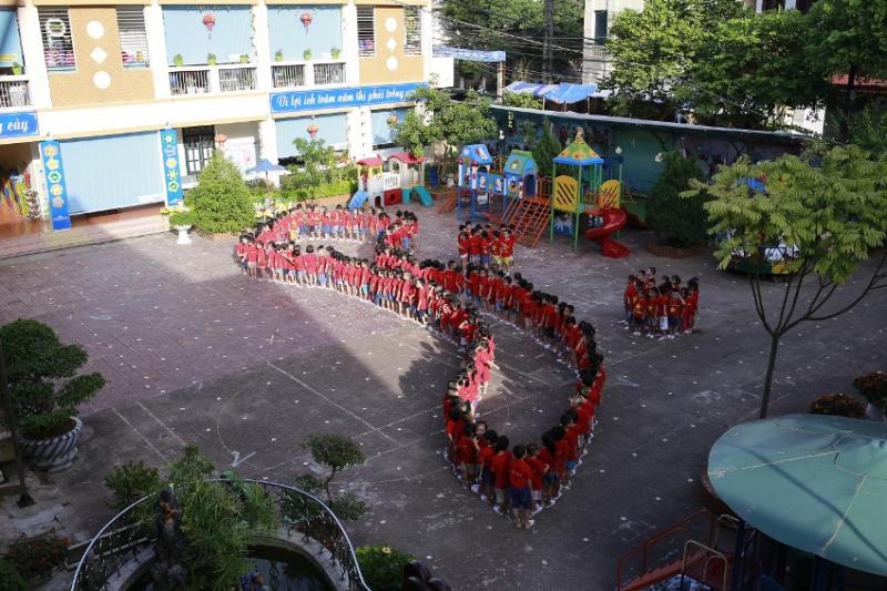 Trường mầm non Him Lam