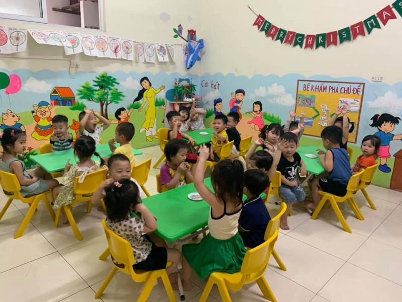 Trường mầm non tư thục Thanh Nhàn