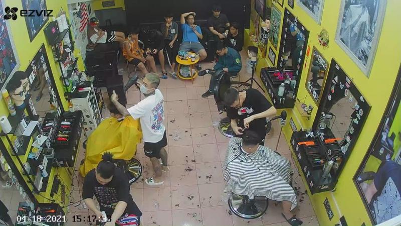 Tùng Kon Barber Shop