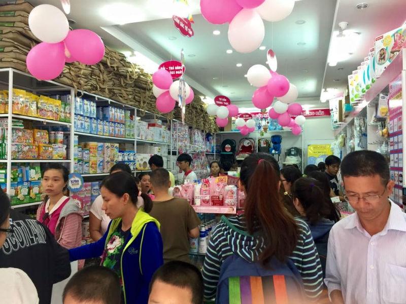 TutiCare - Chuỗi cửa hàng mẹ & bé