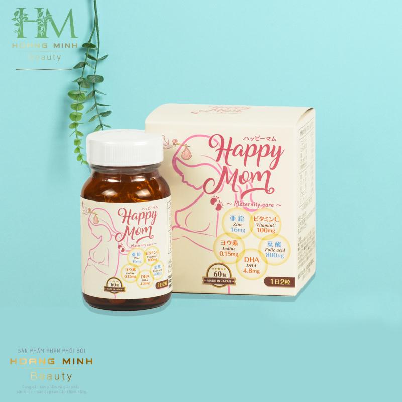 Vitamin tổng hợp cho bà bầu Happy Mom